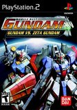 Mobile Suit Gundam: Gundam vs. Zeta Gundam (PlayStation 2)